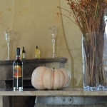Porcelain Doll F1 Pink Pumpkin at Miraflores Winery, CA
