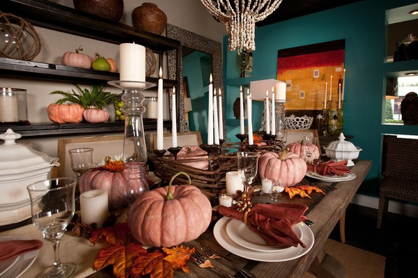 Pink Pumpkins in Time for Breast Cancer Awareness Month